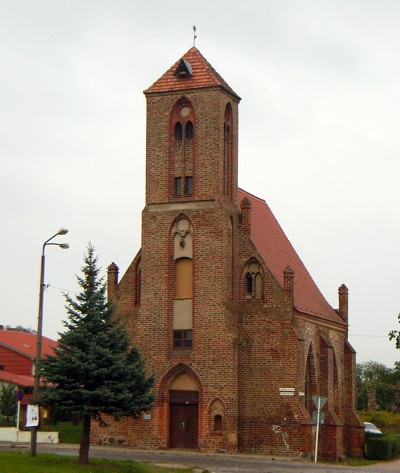 Heilig Geist Kirche Gartz