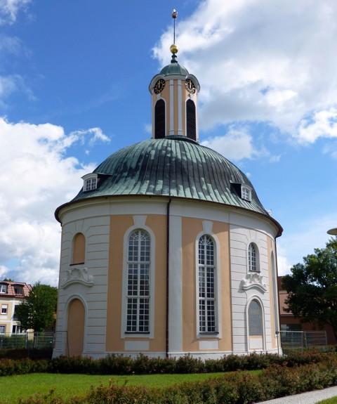 Berlischky-Pavillon - Schwedt
