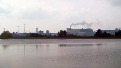 Industriegebiet Schwedt