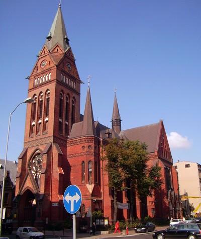 Johannes der Taufer Kirche