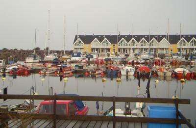Hafen Hasle