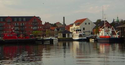 Fredericia - Alter Stadthafen