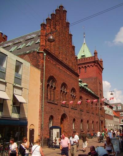 Rathaus Helsingør