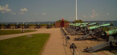 Kanonen auf Kronborg