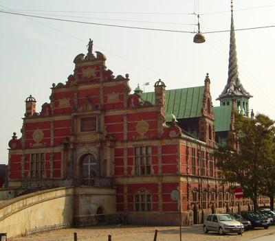 Alte Börse in Kopenhagen
