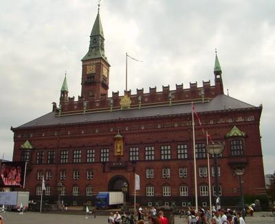 Rathaus in Kopenhagen