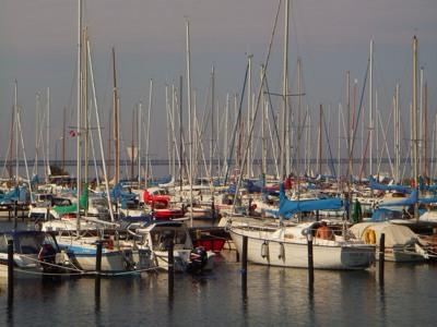 Limhamn Hafen