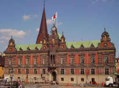 Malmö - Rathaus