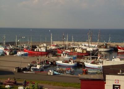 Fischereihafen Odden