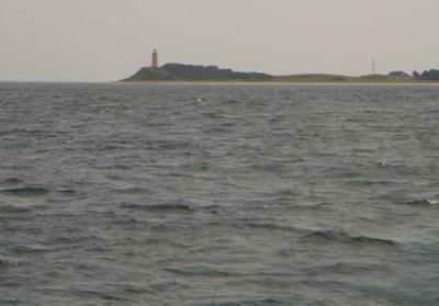 Sejerø - Nordspitze der Insel
