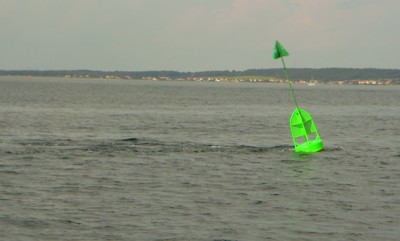 Øresund - Strömung