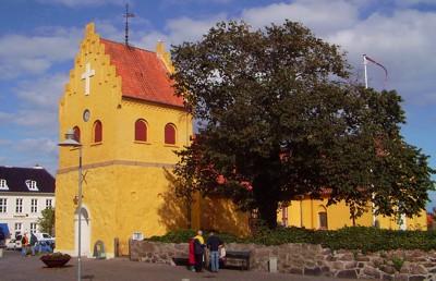 Allinge Kirche