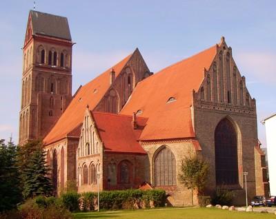 Kirche Anklam