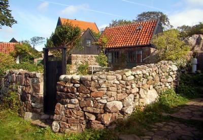 Soldatenhütten, Gärten