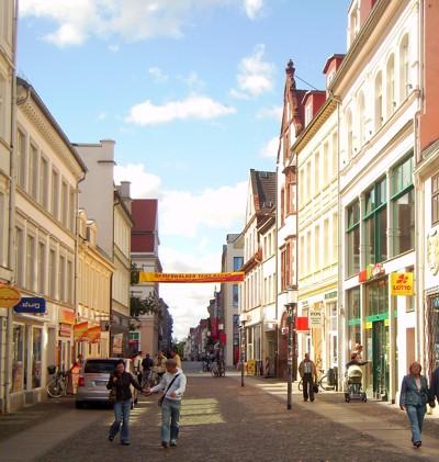 Lange Straße Greifswald