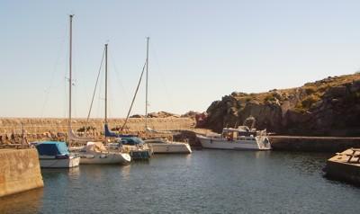 Hafen Gudhjem