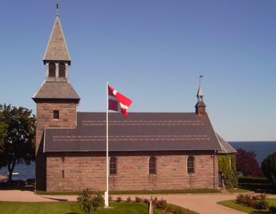Kirche Gudhjem