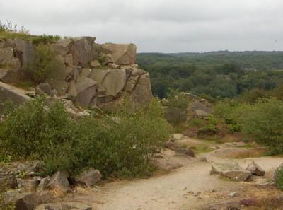 Steinbruch Hammeren