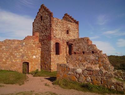 Turm in der Ringmauer