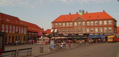 Marktplatz Rønne