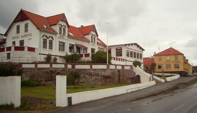 Hotels Sandvig