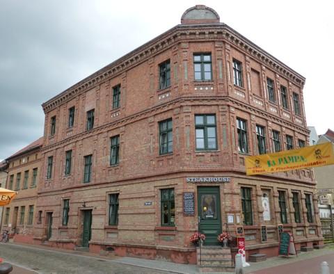 Kapitänshaus - Ueckermünde