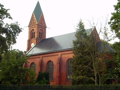 Evangelische Kirche Wieck
