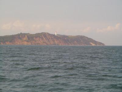 Blick von der Ostsee