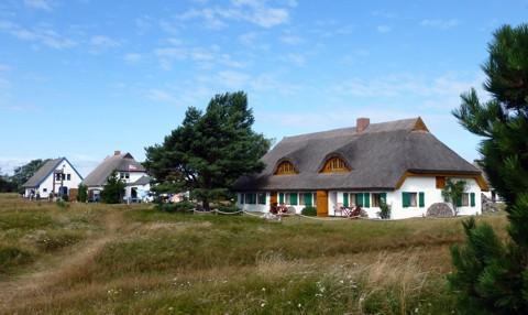 Neuendorf auf Hiddensee