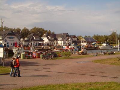 Hafen Vitte - Hiddensee