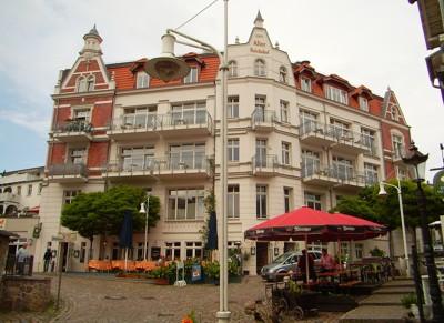 Alter Markt Sassnitz