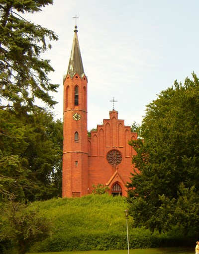 Kirche Sassnitz