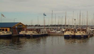 Kuhnle Tours - Citymarina Stralsund