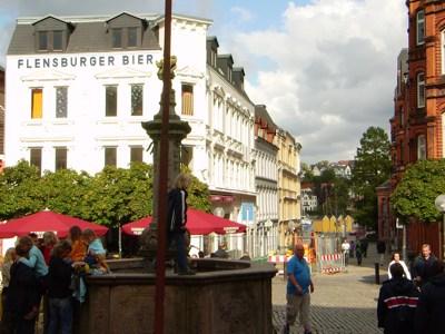 Nordermarkt Flensburg