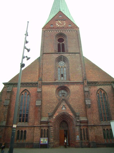 St. Nikolai Kirche in Kiel