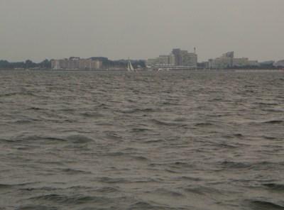 Damp von der See