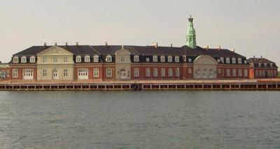 Korsor - Seebahnhof