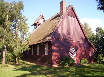 Fischer Kirche in Born