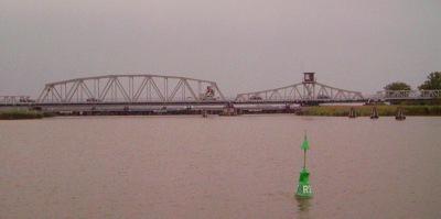 Meiningen Drehbrücke