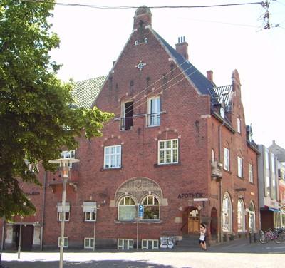 Svendborg, St Nicolai Apotheke