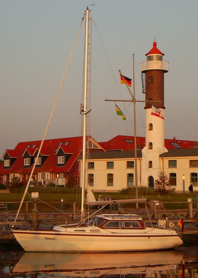 Tongji im Timmendorfer Hafen