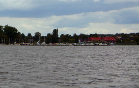 Kleine Müritz - Yachthafen Rechlin