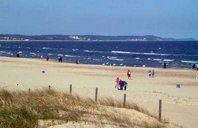 Swinemünde Strand