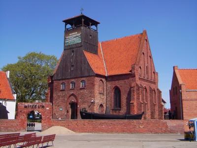 St.-Peter-und-Paul-Kirche - Fischfangmuseum