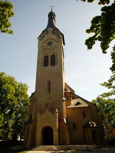 Kirche in Jurmala