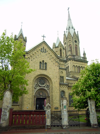 Liepaja - St. Joseph Kathedrale