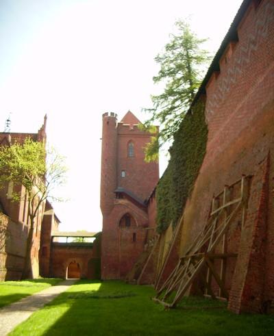 Pfaffenturm Marienburg