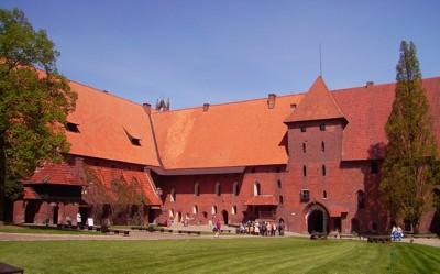 Mittelschloß, Marienburg