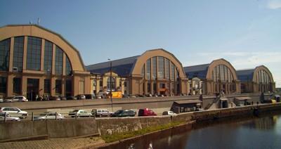 Markthallen Riga
