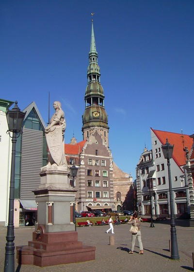 St.Petri Pfarrkirche Riga